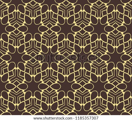 Line pattern collection, brochure, flyer in arabian style. Geometric backgrounds with repeating texture. Ethnic arabic, indian  cover.