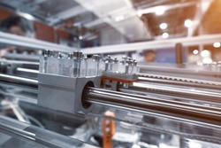 Linear guides for precise linear movement