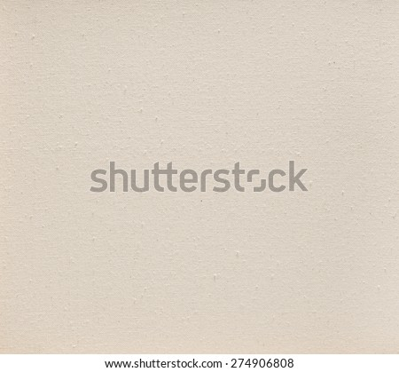 Linen canvas texture background. Clean and fresh seamless backdrop of new woven canvas used for painting. #274906808