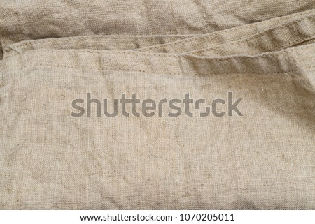 background with a structure of a linen fabric Images and