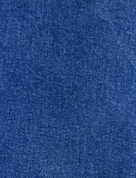 Linen striped textured blue denim fabric jeans background