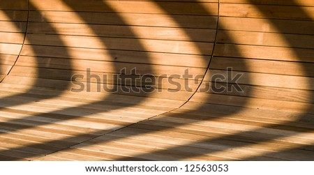 Lines, Light and Shadows