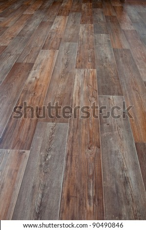 Linoleum floor covering imitation wood by moritorus via shutterstock house decor - Linoleum imitation parquet ...