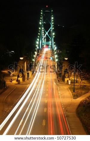 Lions Gate Suspension Bridge Gateway