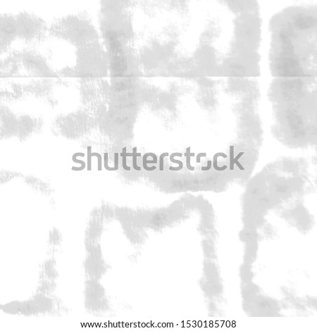 Liquid Inks. Acrylic Graphic. Watercolor Smear. Bohemian Dirty Art. Abstract Textile Ornament. Textile Vogue Template. White, Grey Liquid Inks.