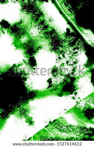 Liquid Inks. Aquarelle Art. Color Paint Background. Abstract Bohemian Decor. Japan Cotton Cloth Template. Abstract Vogue Wallpaper. Green, White Liquid Inks.