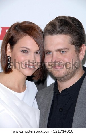 Lisa Stelly, Jack Osbourne at Spike TV`S Video Game Awards 2012, Sony Pictures Studios, Culver City, CA 12-07-12