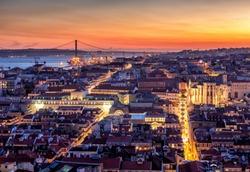 Lisbon capital of Portugal
