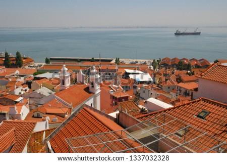 Lisbon City Portugal  #1337032328