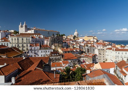 Lisbon / Lisboa - capital of Portugal