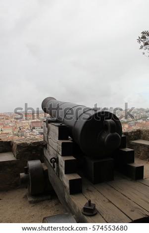 Lisbon Portugal Alfama Lisboa Capital Capital Lisboa #574553680