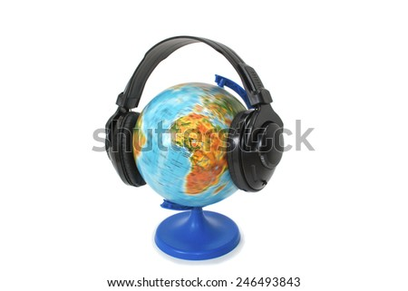 Listen to music planet. #246493843