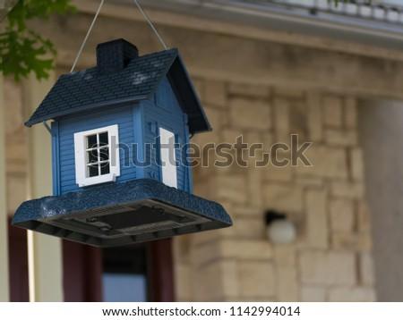 Little bird home #1142994014