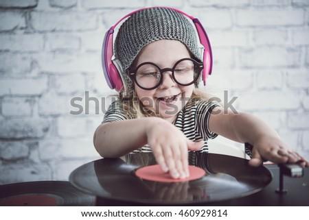 Little DJ  #460929814