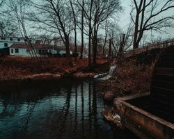 little falls in Avalon Park, Long island
