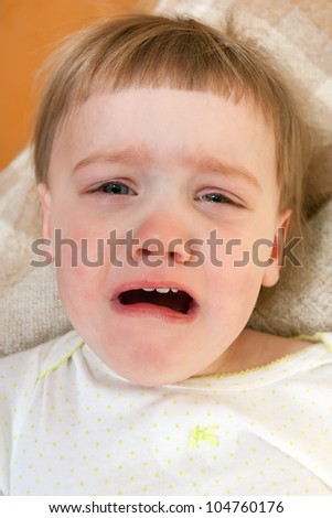 Pin Stock Photo Crying Months Old Asian Baby Boy ...