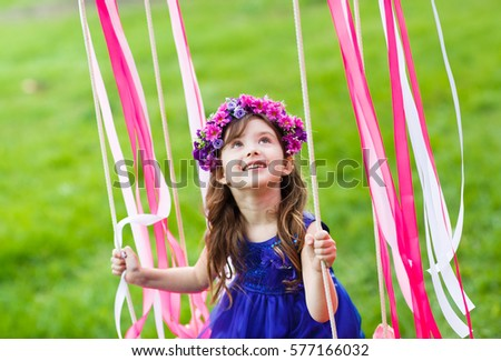 little girl on the swing, little girl at park, cute little girl, little girl