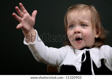 Honey Little black girl singer smoothness