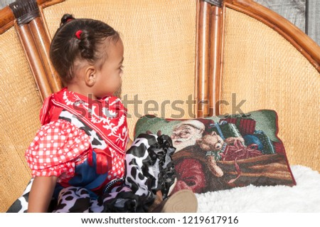 Free Photos Little Girl Sitting In A Time Out Chair Avopixcom