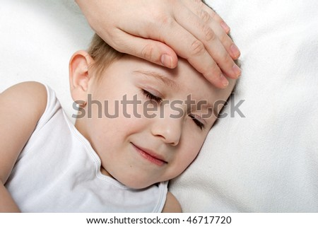 Little illness child medicine flu fever healthcare