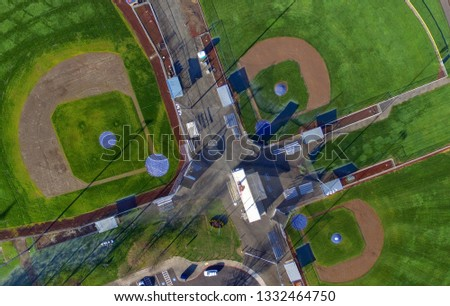 Little league baseball fields #1332464750