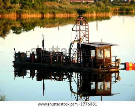 little miner boat