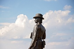 Little Round Top and Devil's Den, Gettysburg