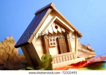 Little Wooden Houses Little Wooden House Model
