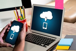 LIVE STREAMING Backup Download Computing Digital Data transferring , STREAMING Download Backup