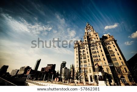 liver building during daytime #57862381