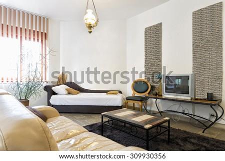 Living room interior #309930356