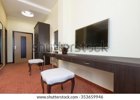 Living room interior #353659946