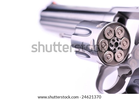 loaded firearm