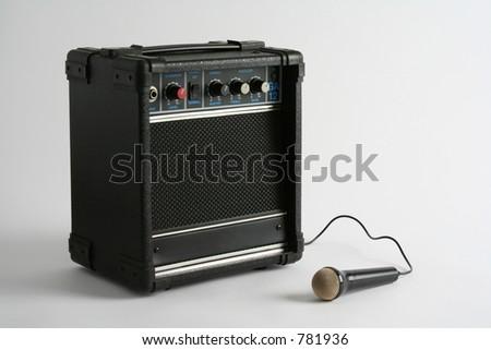 Loadspeaker and microphone