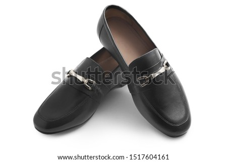 Loafers isolated on white background Stock fotó ©