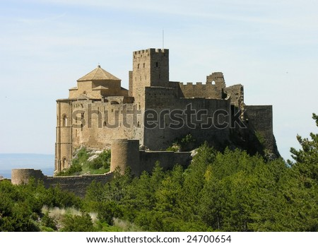 Loarre Castle, Spain