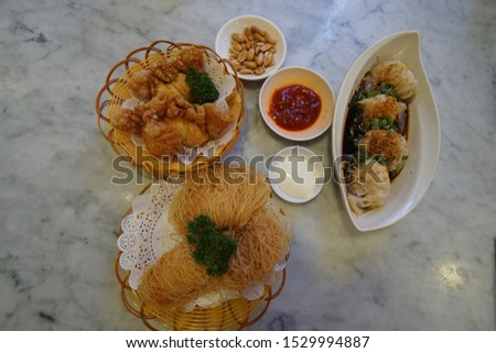 Local food, famous food, famous restaurants in Singapore #1529994887