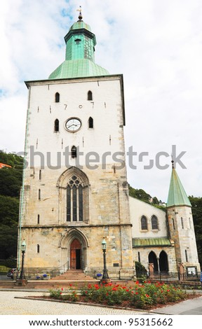 Located in the city centre of Bergen, Norway, the first recorded reference to it is dated 1181