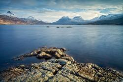 Loch Bad a' Ghaill, Scottish Highlands