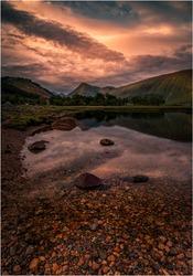 Loch Etive (Scottish Gaelic, Loch Eite) is a 30 km sea loch in Argyll and Bute, Scotland