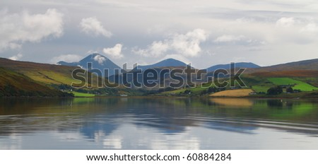 Loch Harport on The Isle of Skye, Scotland