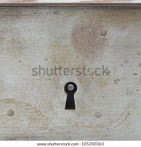 lock box. abstract textured background.