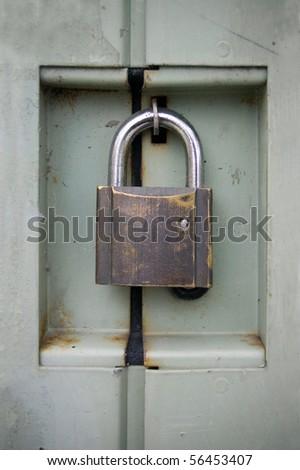 lock , storage , facility background
