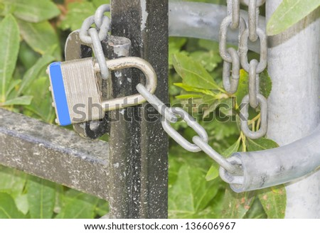 Chipped and Chained