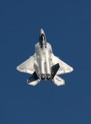 Lockheed-Martin F-22 Raptor