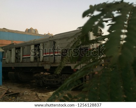 Locomotive No. 3637 in the reform of Egypt Railways
