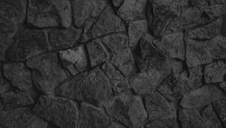 Loft stone wall background texture