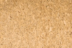 Loft wall surfaces, OSB Oriented Strand boards, full sheets, very large sheets