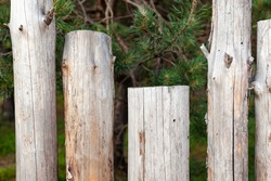 log fence, frequencies, place under text, use as background or texture