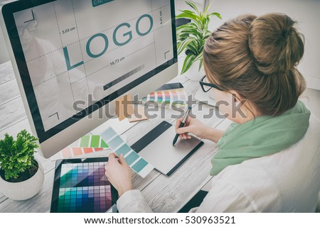 logo design brand designer...